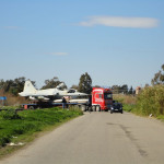 Recent Works - Airplanes - Likoudis Heavy Transportation & Lifting